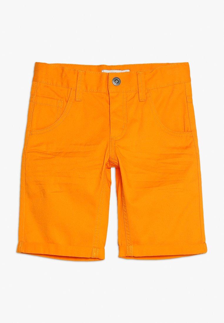Name it - NKMSOFUS - Shorts - flame orange