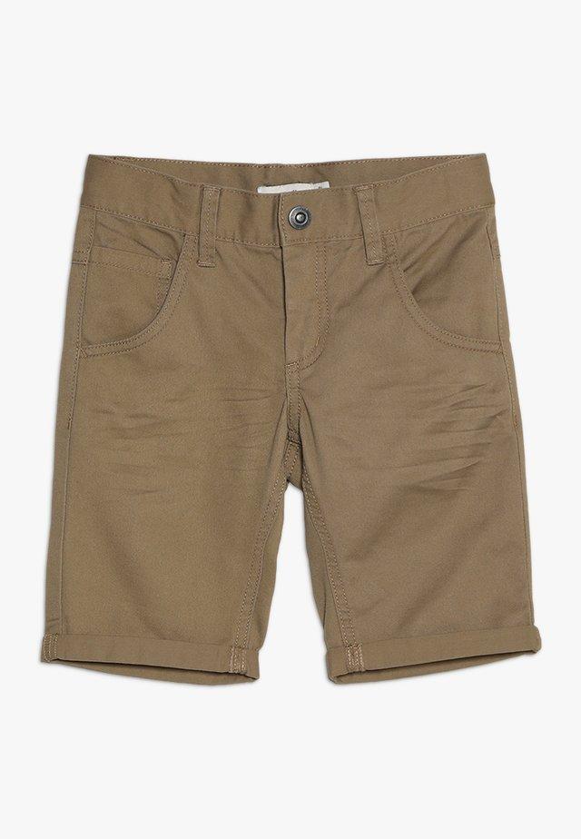 NKMSOFUS - Shorts - kelp