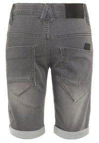 Name it - Jeansshort - medium grey denim - 1