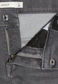 Name it - Jeansshort - medium grey denim - 3