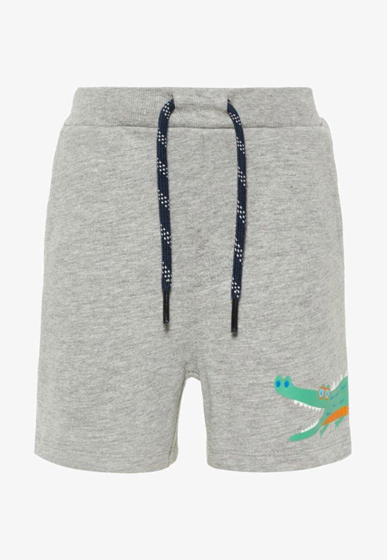 Name it - Shorts - grey melange