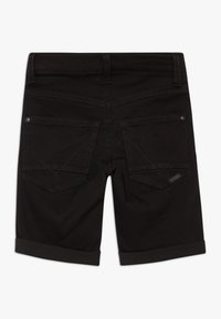 Name it - NKMSOFUS  - Szorty jeansowe - black denim - 1
