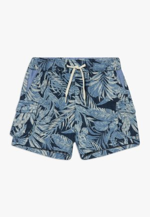 NMMFERIE - Shorts - blue