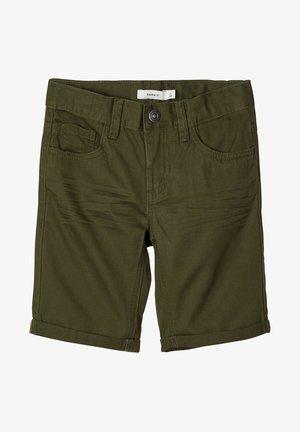 Shorts - kombu green