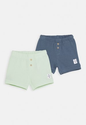 NBMJEFINNE 2 PACK - Shorts - china blue