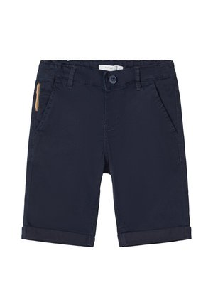 NAME IT CHINOSHORTS SLIM FIT - Shorts - dark sapphire