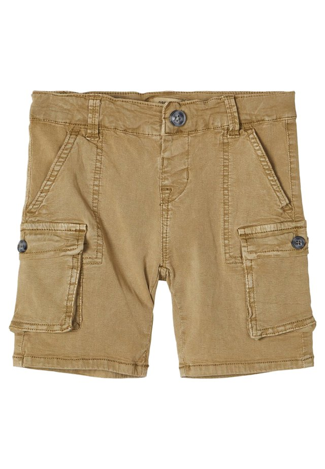 BAGGY - Shortsit - brown
