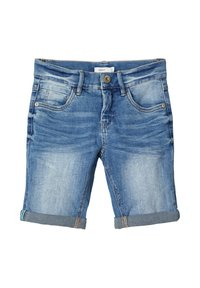 Name it - Shorts vaqueros - medium blue denim - 0