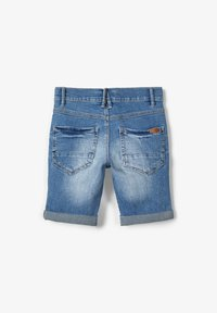 Name it - Shorts vaqueros - medium blue denim - 1