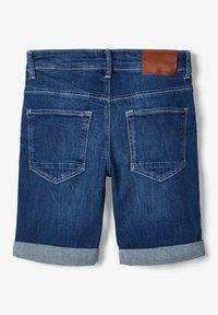 Name it - Jeansshort - dark blue denim - 2