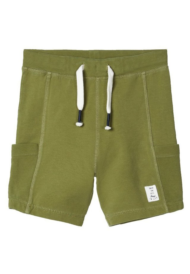 Shortsit - loden green