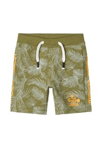 Name it - BLATT - Shorts - loden green - 0