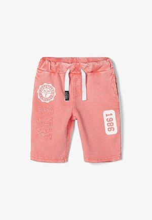 Shorts - calypso coral