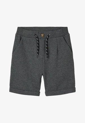 Short - dark grey melange