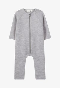Name it - NBMWMINO BABY - Jumpsuit - grey - 0