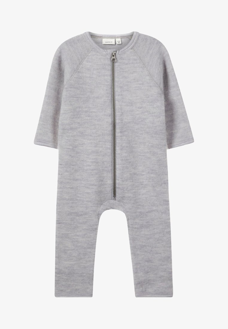 Name it - NBMWMINO BABY - Jumpsuit - grey