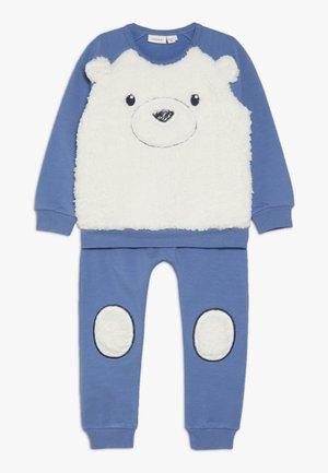 NBNNONO SET - Sweatshirt - dutch blue