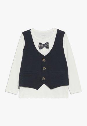 NMMRISTO  - Camiseta de manga larga - snow white