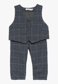 Name it - NBMREIN PANT SET - Waistcoat - dusk blue - 0