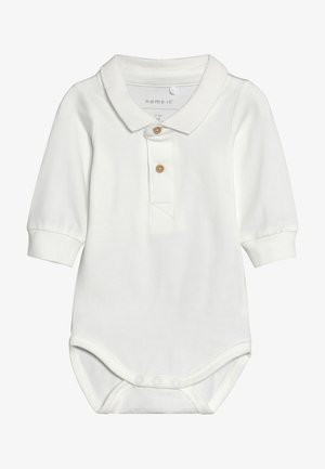 NBMSOPIN - Poloshirt - snow white