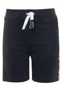 Name it - NKMHELMHEAD SET - Pantaloni sportivi - orange pop - 2