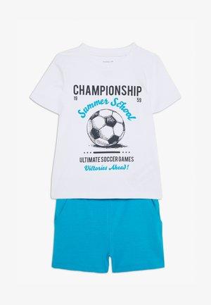 NMMJINO CAMP SET  - Pantalones deportivos - hawaiian ocean
