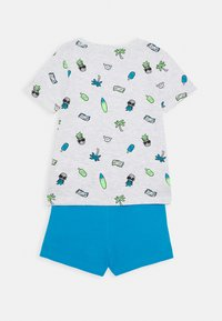 Name it - NMMJABO SHORTS SET - Trainingsbroek - hawaiian ocean - 1