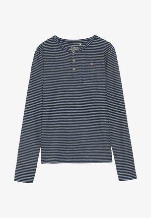 NKMVALENTIN - T-shirt à manches longues - blue depths