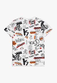 Name it - NKMBARANO - T-shirt imprimé - bright white - 1