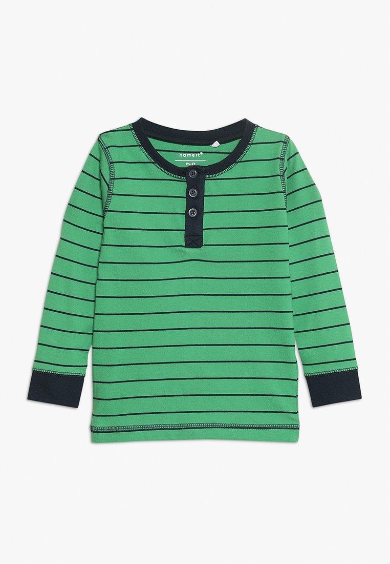 Name it - NKMBIVILANO SLIM - Langarmshirt - medium green