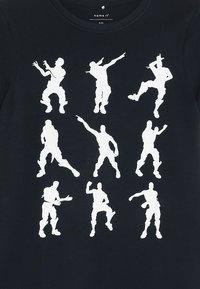 Name it - ALEX  - T-shirt con stampa - dark sapphire - 3