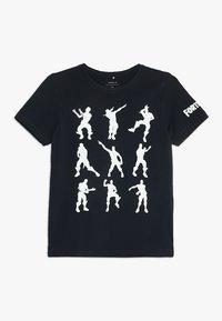 Name it - ALEX  - T-shirt con stampa - dark sapphire - 0