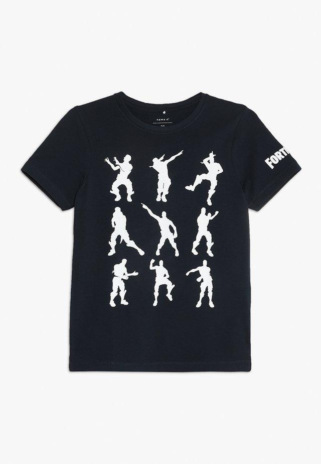 ALEX  - T-shirts print - dark sapphire