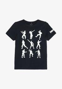 Name it - ALEX  - T-shirt con stampa - dark sapphire - 2