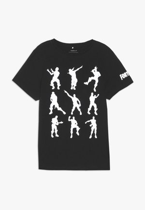 ALEX  - Print T-shirt - black