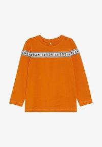 Name it - NMMNUR - Longsleeve - mandarin orange - 2