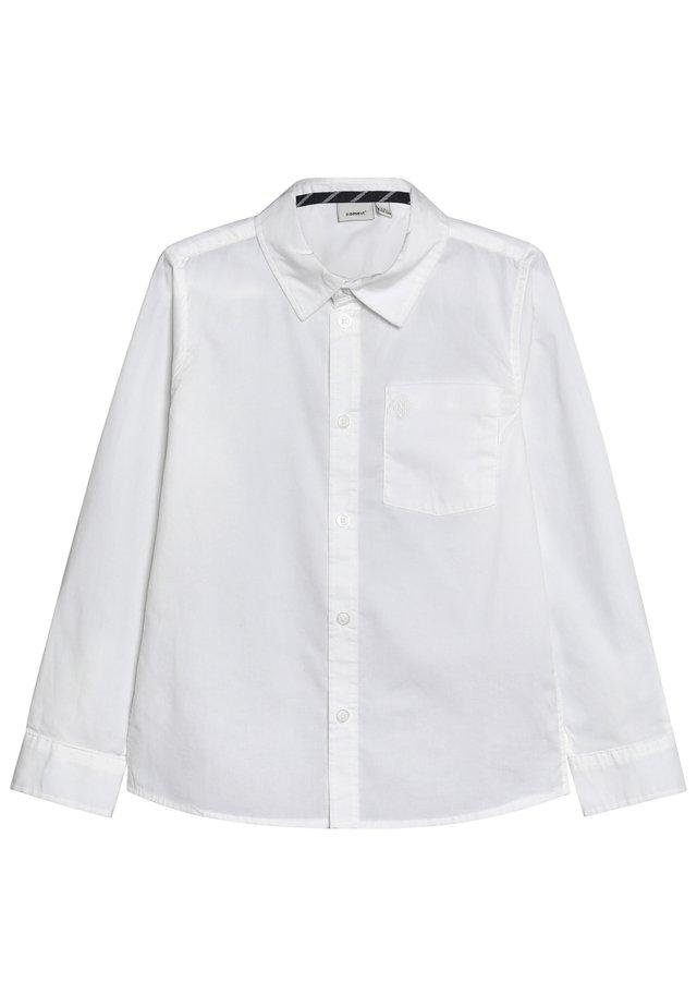NKMROD - Overhemd - bright white