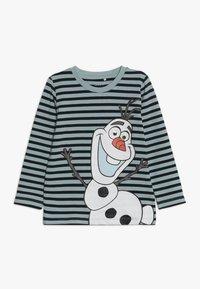 Name it - DISNEY FROZEN OLAF - Topper langermet - sterling blue - 0