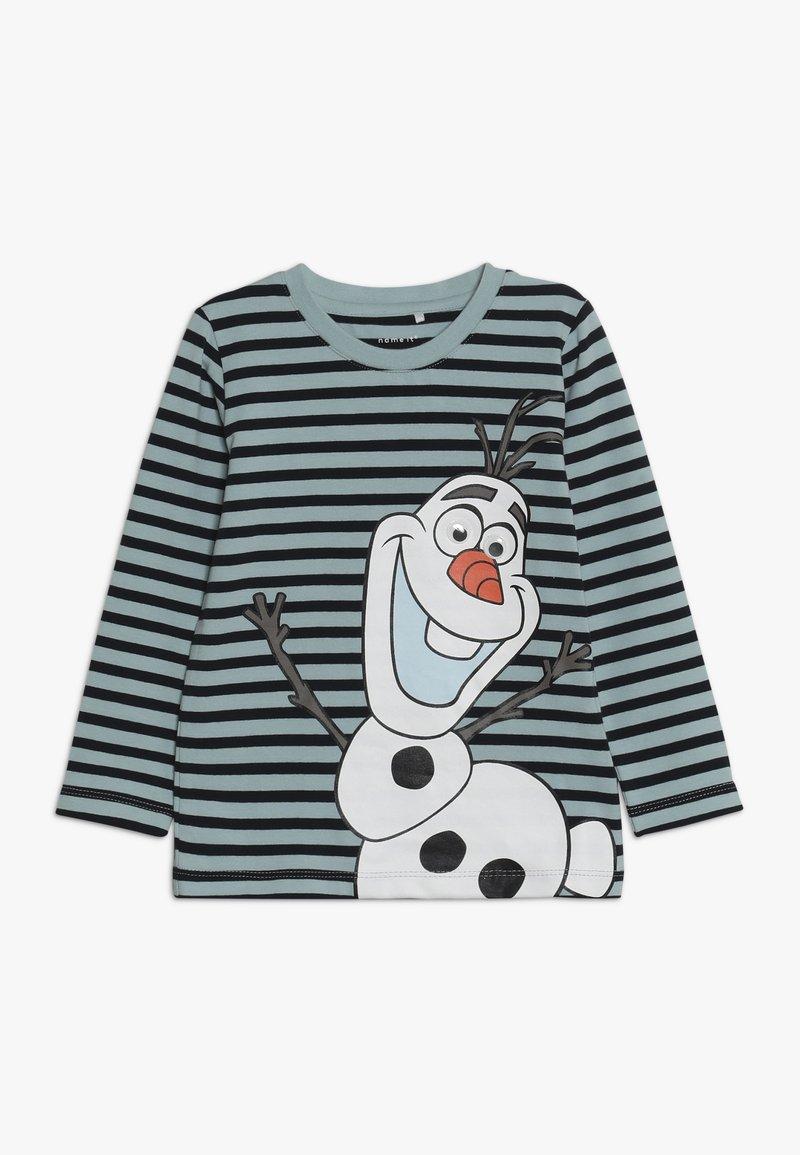 Name it - DISNEY FROZEN OLAF - Topper langermet - sterling blue