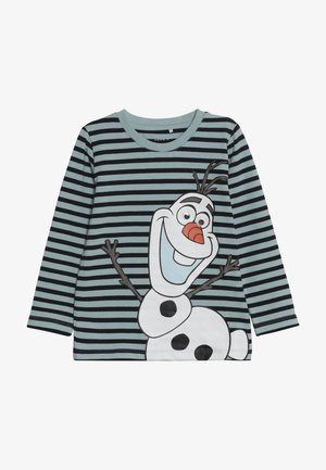 DISNEY FROZEN OLAF - Long sleeved top - sterling blue
