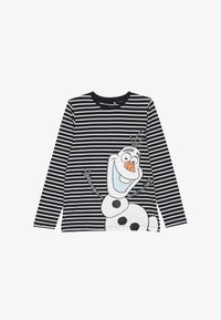 Name it - DISNEY FROZEN OLAF - Langarmshirt - dark sapphire - 2