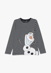 Name it - DISNEY FROZEN OLAF - Langarmshirt - dark sapphire - 0