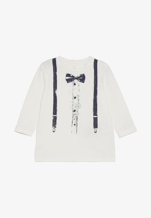 NBMROLI - Camiseta de manga larga - snow white
