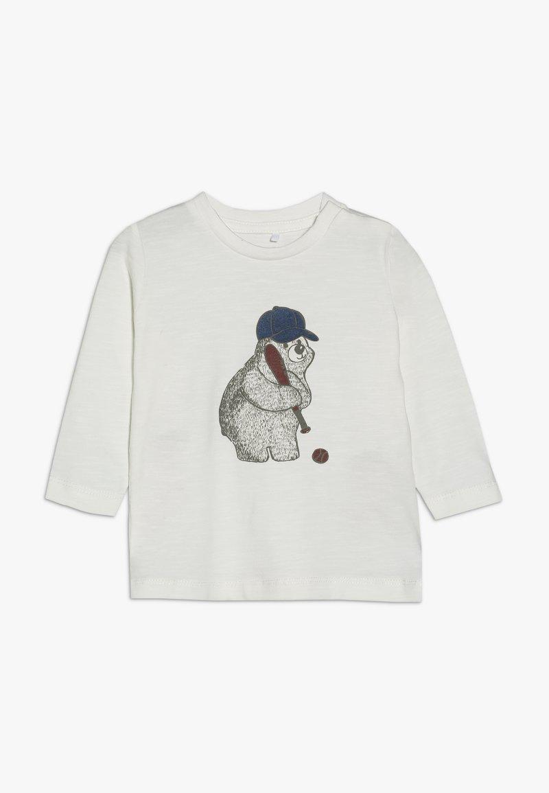 Name it - NBMOMIL  - Camiseta de manga larga - snow white