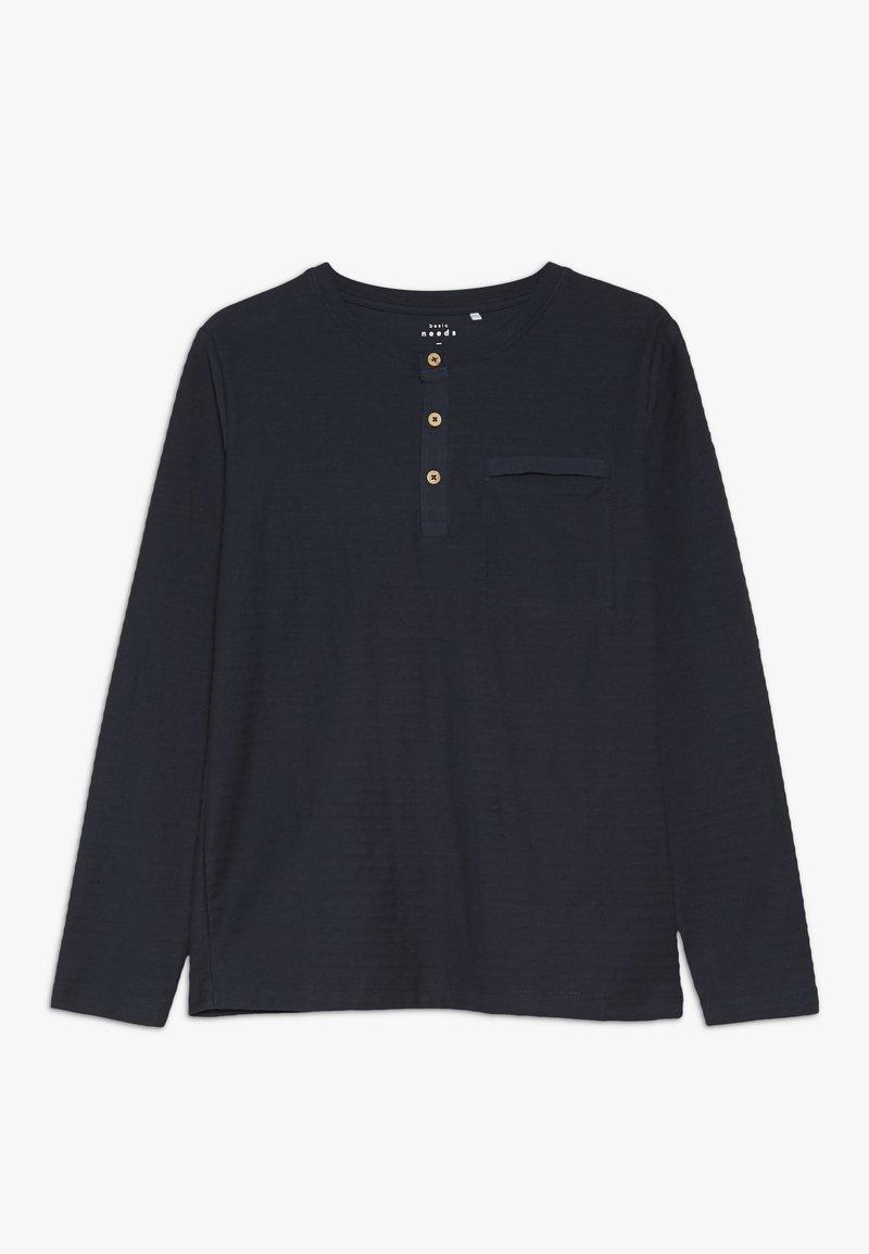 Name it - NKMVITUS  - Camiseta de manga larga - dark sapphire