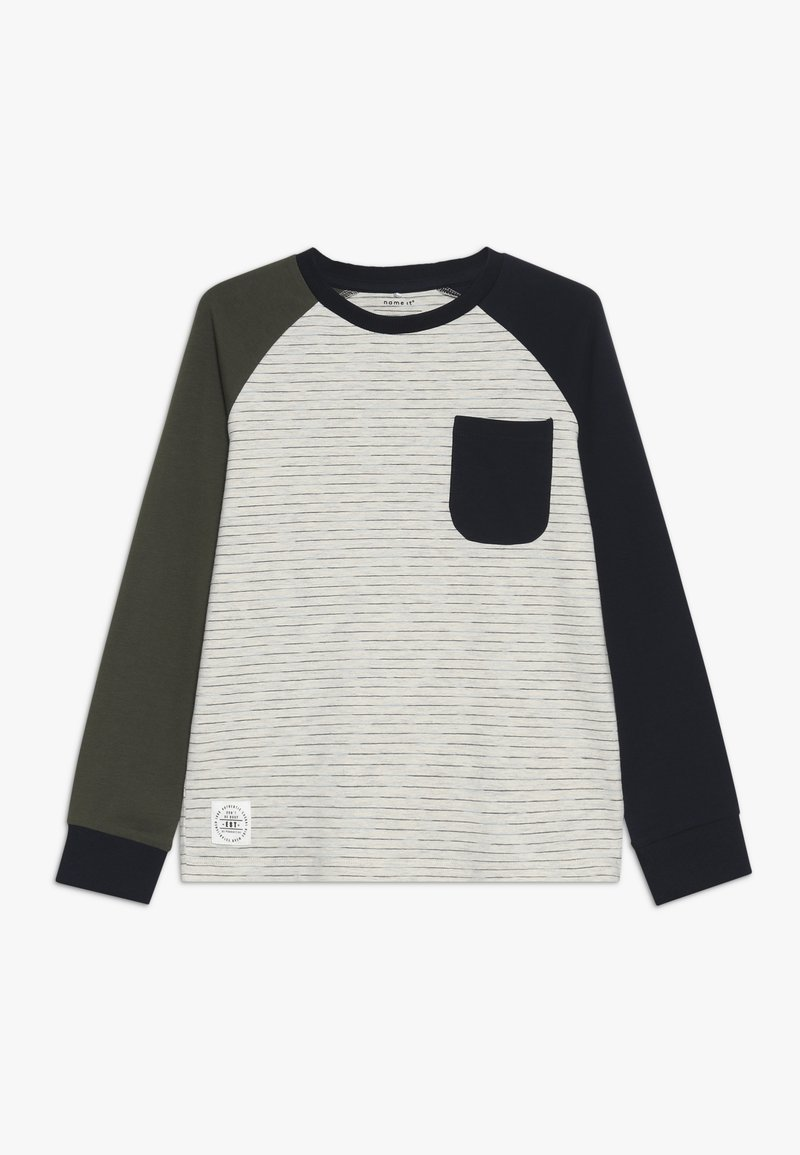 Name it - NKMSEVERIN - Long sleeved top - olive night
