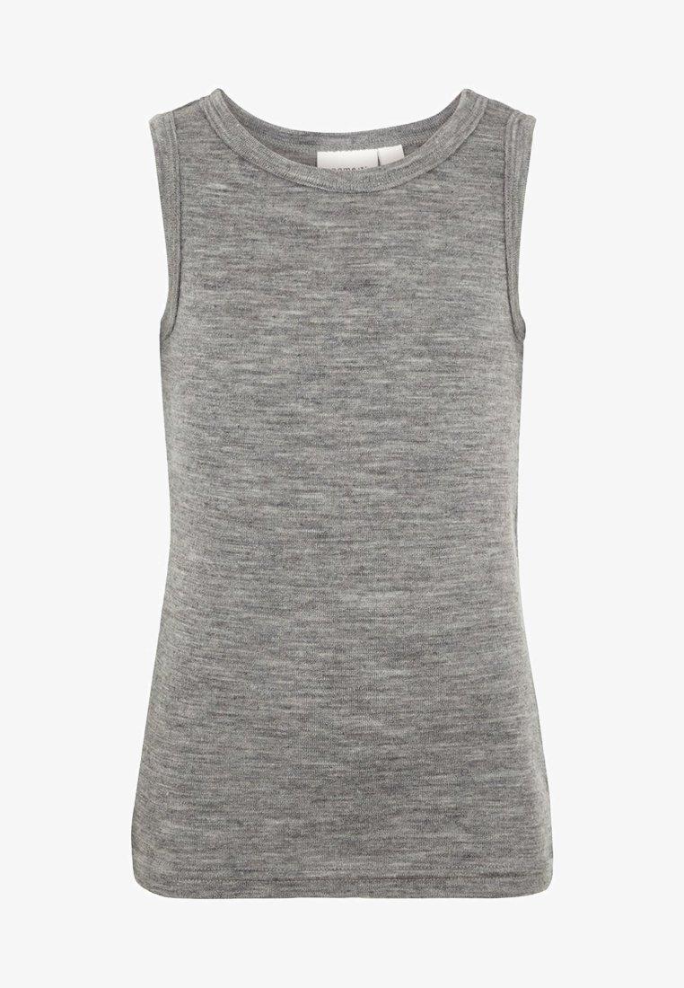 Name it - Toppe - dark grey melange