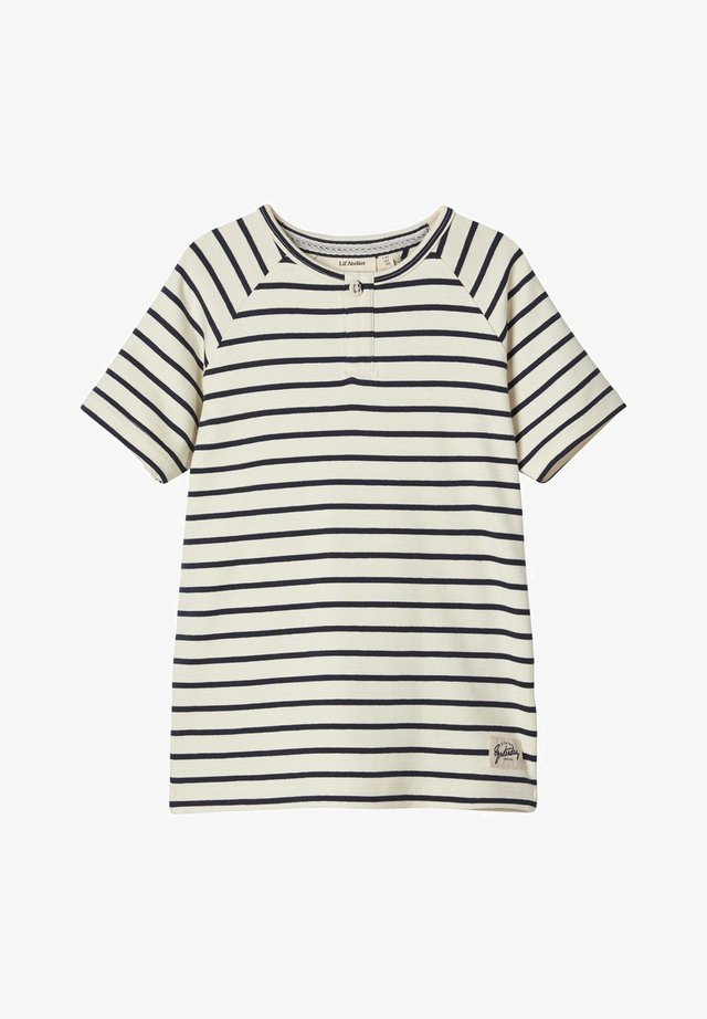 Camiseta estampada - turtledove