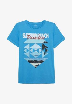 NKMJULIUS  - Camiseta estampada - hawaiian ocean