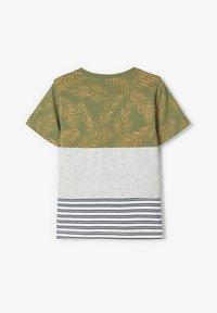 Name it - Print T-shirt - loden green - 1